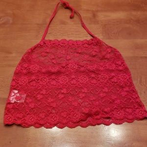 Other - Lace Crop Top
